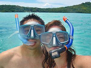 snorkelen ko mak eiland thailand