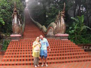 chiang mai doi suthep thailand
