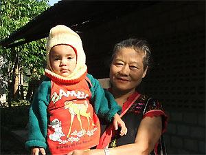 laos reis kinderen