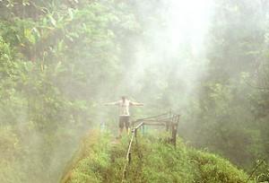 laos tadfane bij de waterval