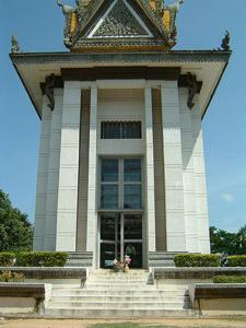 monument phnom penh cambodja