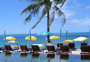 prive zwembad ko chang thailand