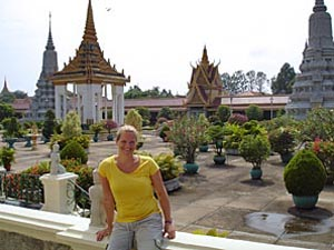 Rrondreis Cambodja Vietnam Phnom Penh
