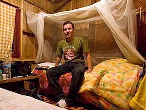 sleepingvillage laos