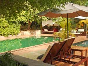 verblijf phnom penh zwembad camobdja