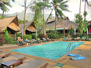 resort ko chang eiland thailand