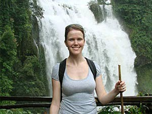 waterval laos tad fane