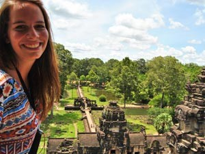 Cambodja reizen - Angkor Wat