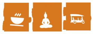 Cambodja reis samenstellen