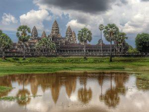 Angkor Wat Tempel Siem Reap