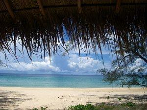 beach view koh rong samloem