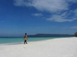 Koh Rong Cambodja Strand
