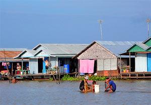 cambodja tonle sap
