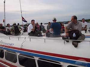 cambodja vervoer over water