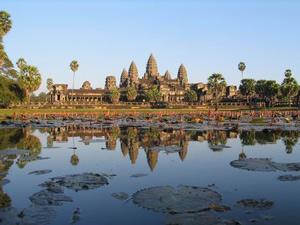 Cambodja individueel angkor wat
