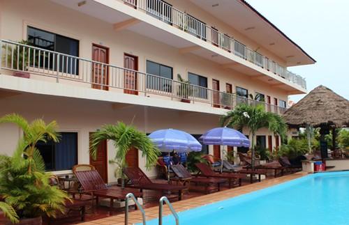 cambodja strand resort