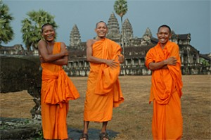 cambodja reis monks angkor