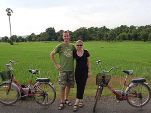 fietsen khong island
