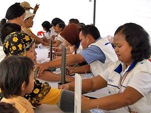 gezondheid in cambodja