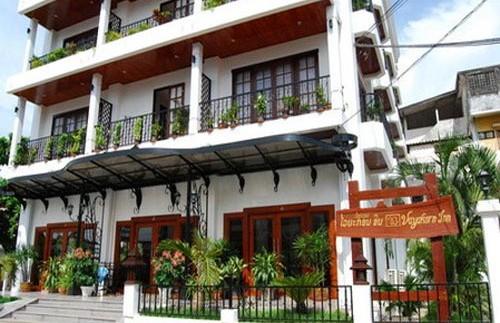 hotel vientane