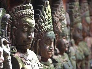 cambodja vietnam mekong angkor palace