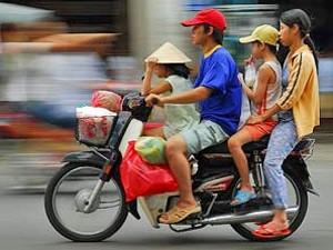 motorbike cambodja - combineren met vietnam