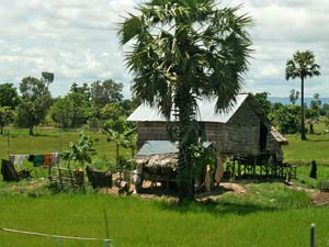 Overnachten Cambodja
