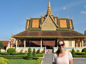 reis hoogtepunten cambodja phnom penh