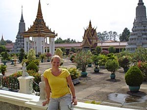 rondreis cambodja vietnam phnom penh