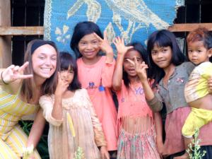 Rondreis Cambodja homestay