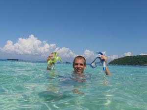 cambodja eiland snorkelen kohrong
