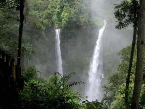 cambodja laos reis - tad fane waterval