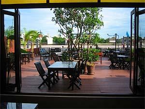 thailand bangkok terras
