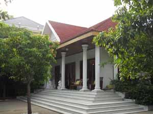 cambodja verblijf phnom penh hotel