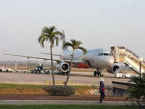 binnenlandse vluchten cambodja vervoer
