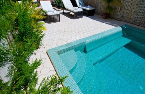 cambodja zwembad hotel siem reap