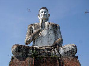Ek Phnom Battambang Cambodja