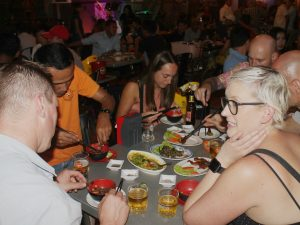nightlife phnom penh food tour