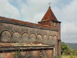 Bokor Hill Kampot Cambodja