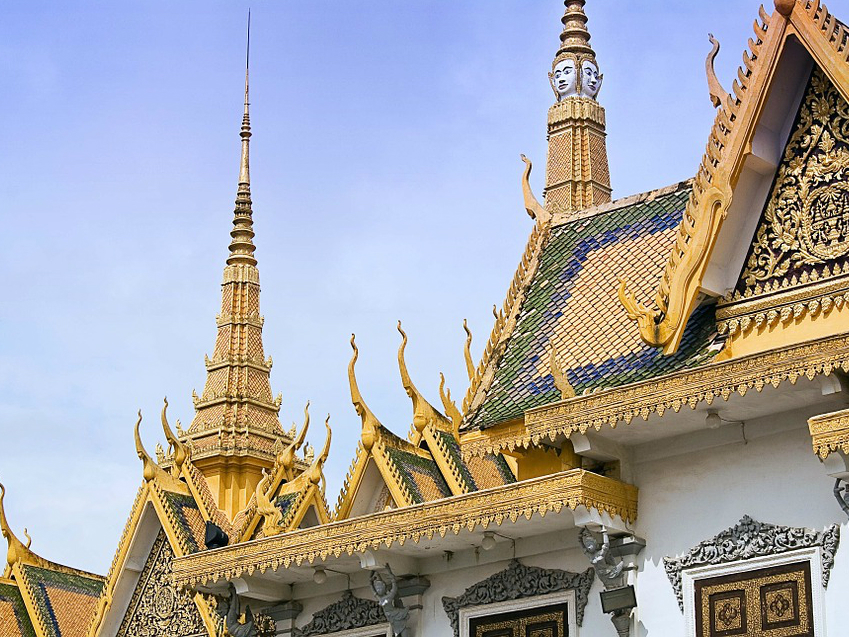Wat te doen in Phnom Penh Royal Palace
