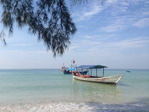 cambodja stranden lazy beach