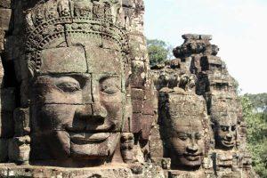 Angkor: tempel Bayon