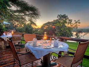 Kasane special restaurant botswana