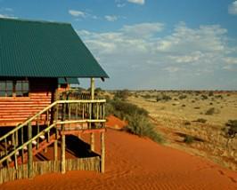 Overnachting Namibie vakantie
