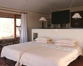 bungalow interieur namibie