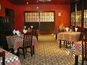 comfortstay kalahari restaurant namibie