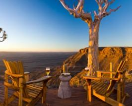 fishriver special porch namibie