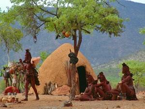 Himba's Namibie