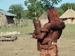 himbadorp kaokoveld namibie