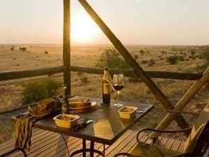 Ssst… in de Kalahari